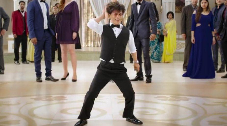 Zero, Shah Rukh Khan, Teaser