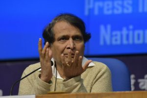 "Apple's ""Make in India"" proposal still awaited by Government: Suresh Prabhu"