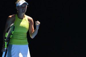 Australian Open 2018: Caroline Wozniacki, Elina Svitolina survive scares as new star born