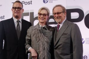 White House to screen Steven Spielberg's 'The Post'