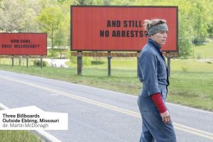 'Three Billboards Outside Ebbing' tops with five nods at BAFTA