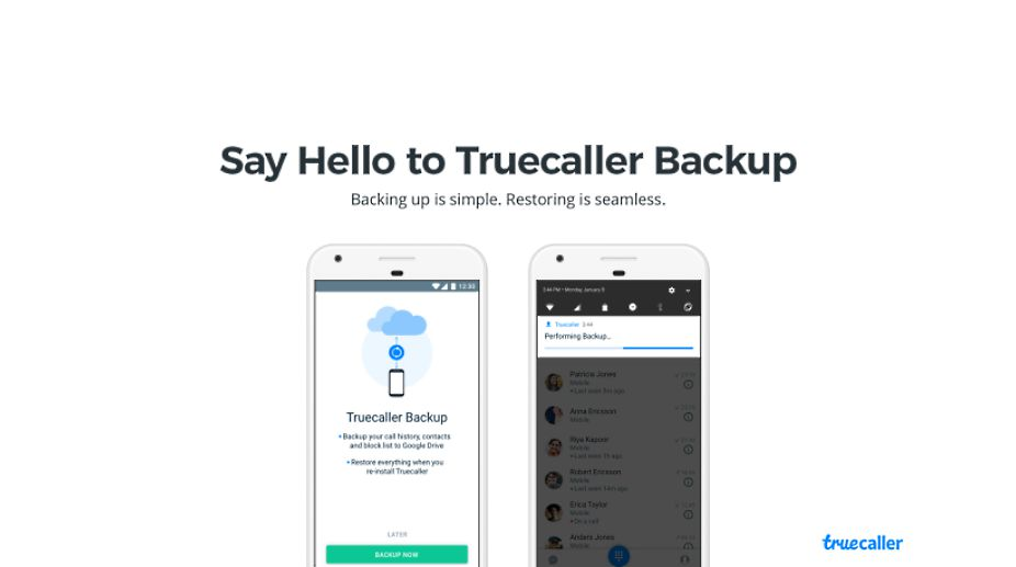 Truecaller for Android gets contacts, call history, block list