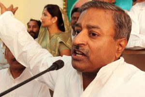 Temple will be built where Ram Lala is resting: Vinay Katiyar