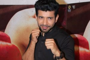 I don't believe in giving up: Vineet Kumar Singh