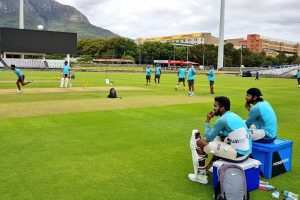 India v South Africa, 1st Test: Ahead of match, Virat Kohli's boys sweat it out on ground