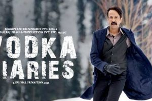 'Vodka Diaries': A Thriller unlike any other