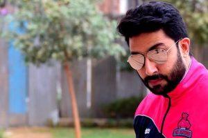 Abhishek Bachchan starts 'Manmarziyan' shoot