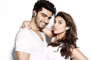 Arjun, Parineeti wrap up Punjab schedule of 'Namastey England'