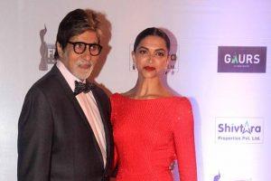 Deepika Padukone thanks her 'Baba' Amitabh Bachchan for token of appreciation