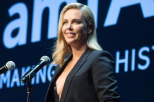 I am proud to say I am a feminist: Charlize Theron