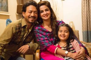 Saba Qamar not part of 'Hindi Medium' sequel?