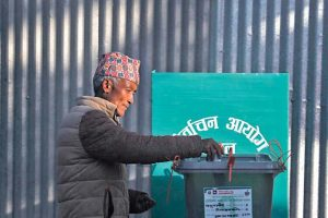 Nepal to hold presidential election on March 13