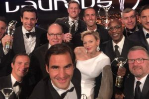 Laureus World Sports Awards 2018