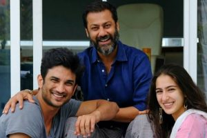 Sushant Singh Rajput wraps up Kedarnath shoot