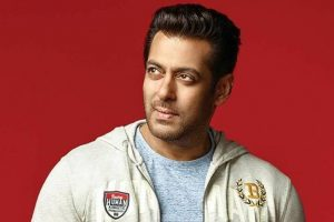 Salman Khan turns lyricist for 'Race 3', pens romantic track