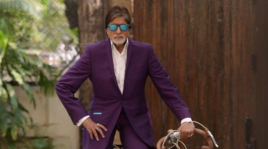 Amitabh Bachchan, Meharangarh Fort, Thugs Of Hindostan