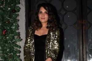 Don't have to save yourself from social media: Richa Chadha