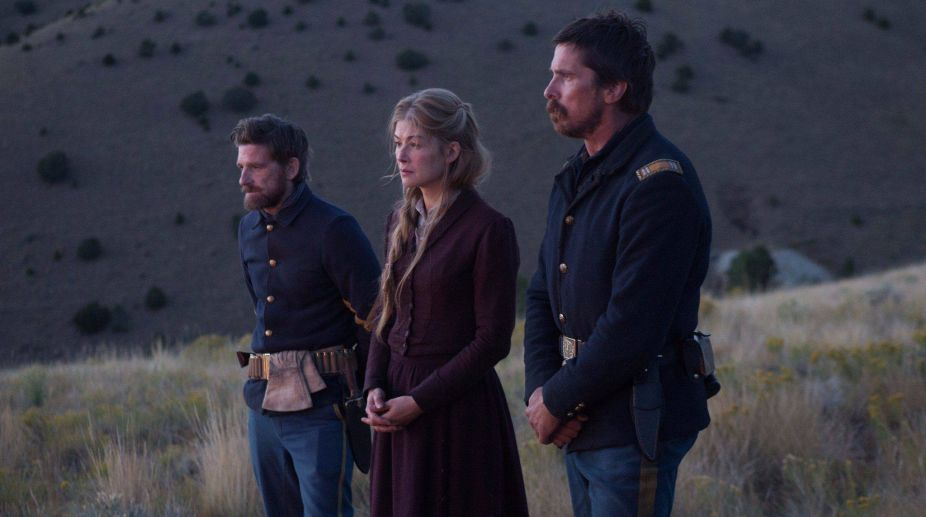'Hostiles': A sensitive yet bland redemption tale