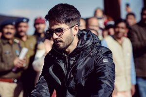 Shahid Kapoor kickstarts 'Batti Gul…' shooting, posts photo from sets