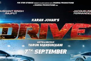 Fasten your seatbelts, KJo's 'Drive' to release on September 7