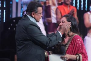 Mithun's special bond with Rani Mukherji