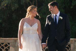 Amy Schumer marries beau Chris Fischer