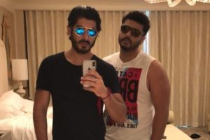 Arjun, Sanjay fly to UAE for Mohit Marwah's wedding