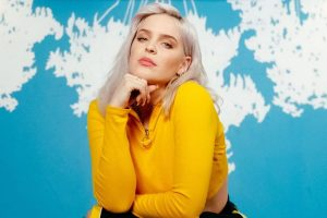 Anne-Marie finds Ed Sheeran 'very inspiring'