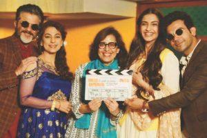 Anil Kapoor's 'Ek Ladki…' to release on October 12