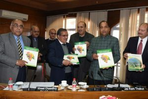 Himachal CM for 'out of the box ideas' for state's development