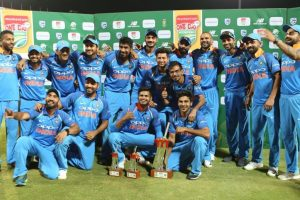Kohli stars as India outplay South Africa in sixth ODI