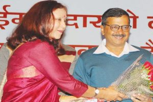 3 years of AAP: Kejriwal pledges free Wi-Fi, improved infra by year-end