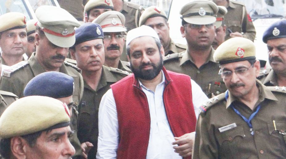 Delhi Chief Secretary assault case: AAP MLA Amanatullah Khan gets bail