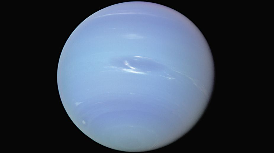 Giant planets like Neptune could support superionic conduction