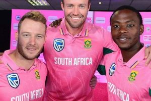 IND vs SA, 4th ODI: Proteas will be 'pink' today to turn the tide