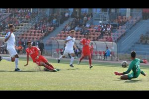 I-League: Lalkhawpuimawia's brace helps Aizawl beat Indian Arrows 3-0