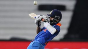 India's batsman Ajainkya Rahane (PhotoCredit- AFP)