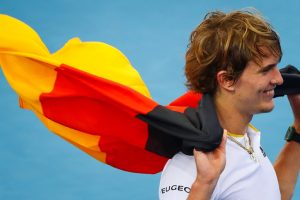 Davis Cup: Alexander Zverev stars as Germany beat Australia
