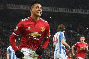 Premier League: Alexis Sanchez off the mark as Manchester United beat Huddersfield