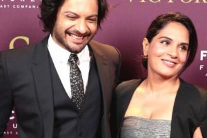 Richa Chadha to join beau  Ali Fazal at Oscars 2018