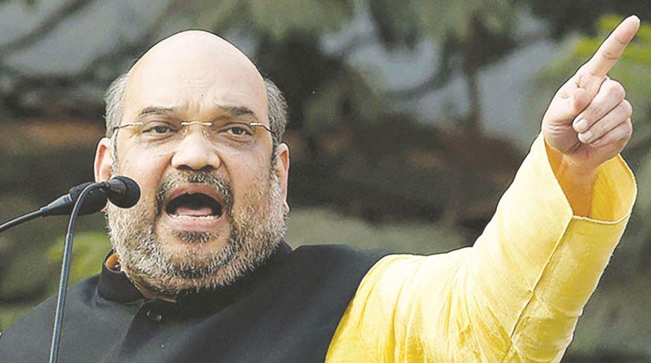 SP-BSP alliance, Amit Shah, BJP, BJP supremo, 2019 general elections