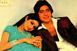 Amitabh Bachchan shares a heart-wrenching poem for Sridevi
