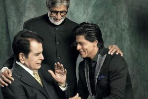 Amitabh Bachchan celebrates 13 years of 'Black', shares letter of his idol Dilip Kumar