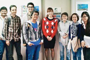 Educational hub for higher studies