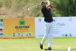 Golconda Masters: Angad Cheema leads by four shots on Day 2