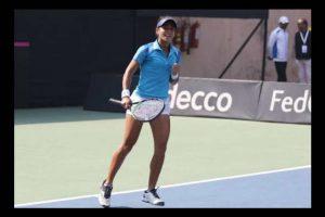 Ankita wages lone battle as India suffer second defeat, losing to Kazakhstan 1-2 in Fed Cup