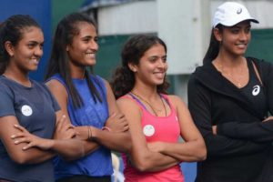 Fed Cup: Ankita helps India draw level against China