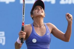 India  goes down 1-2 to China in Fed Cup despite Ankita's win
