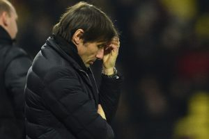 Antonio Conte safe from sack at Chelsea, for now