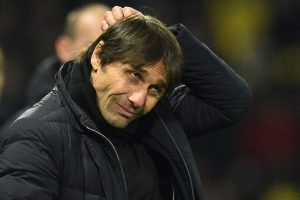 Chelsea boss Antonio Conte accepts blame for heavy defeat at Watford
